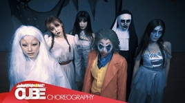 put it straight (nightmare version) (halloween version choreography video) - (g)i-dle