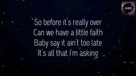 love die young (lyrics) - eric nam