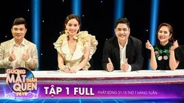 guong mat than quen 2019 - tap 1: ho ngoc ha doi bo ve giua show vi duc thinh hanh dong dieu nay - v.a