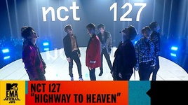 highway to heaven (english version) (live on the mtv emas / 2019) - nct 127
