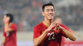 sieu pham tung luoi uae cua tien linh (viet nam 1-0 uae - vong loai world cup 2022) - v.a