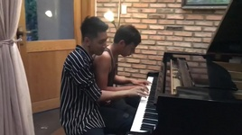 despacito - k-icm cover - piano ban danh doi cung anh hai - v.a