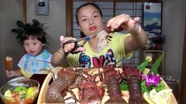 sashimi tom hum song cham sot sieu cay ngon te tai - cuoc song o nhat #337 - quynh tran jp