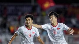 duc chinh ghi ban, u22 viet nam thang kich tinh singapore 1-0 tai sea games 30 - v.a
