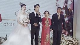 hanh trinh hanh phuc & dam cuoi ong giao trung anh 1977 vlog - v.a