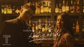 duoc khong anh (karaoke) - trang thien, magazine