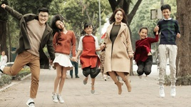 tet cho moi nha - pham quynh anh, hoang duong, the voice kids
