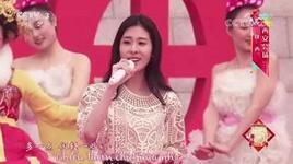 vua nghi toi anh / 一想到你呀 (dong tay nam bac mung tan xuan) (vietsub) - truong bich than (zhang bi chen), trinh van long