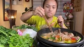 khong the ngung dua voi noi lau vit nau chao beo beo dam da hon que  - cuoc song o nhat #533 - quynh tran jp