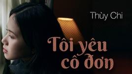 toi yeu co don (karaoke) - thuy chi