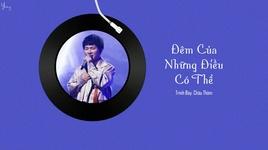 dem cua nhung dieu co the / 有可能的夜晚 (singer 2020 china) (vietsub, kara) - chau tham (zhou shen)