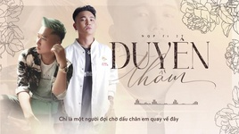 duyen tham (lyric video) - nqp, 2t