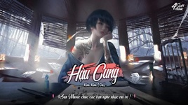 hau cung (lyric video) - kim kim (ga)