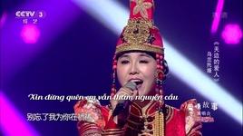 nguoi yeu o phuong xa / 天邊的愛人 (live) (vietsub) - o lan thac a