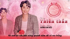 thien than (lyric video) - duong kim hieu
