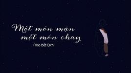 mot mon man, mot mon chay / 一葷一素 (vietsub, kara) - mao bat dich (mao bu yi)