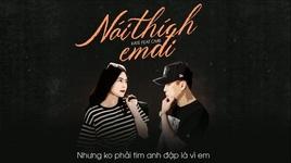 noi thich em di (lyric video) - kate (my duyen), cmb