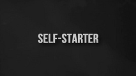 self starter (lyrics video) - anberlin