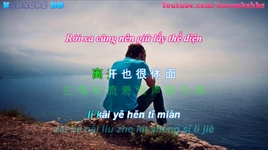 the dien / 體面 (cover) (vietsub, kara) - gian hoang diec
