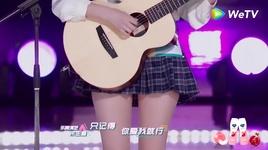 ong lao ba lao / 老公公老婆婆 (live) - tu diep thao (joyce chu)