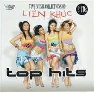 lien khuc top hits chinese melodies (cd 2) - v.a