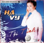 toi tinh (the best of ha vy) - ha vy