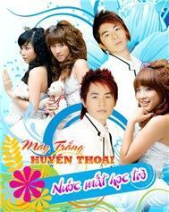 nuoc mat hoc tro (single) - huyen thoai, may trang