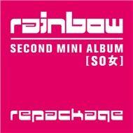 sweet dream (repackage mini album 2011) - rainbow
