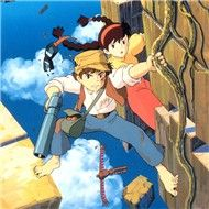 laputa: castle in the sky soundtrack - joe hisaishi