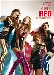 the 4th single album (2011) - after school red