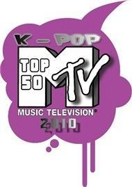mtv k-pop top 50 (2010) - v.a