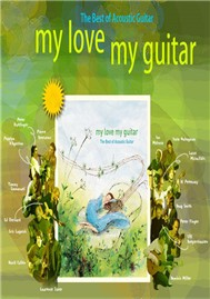 my love my guitar (the best of acoustic guitar) - v.a