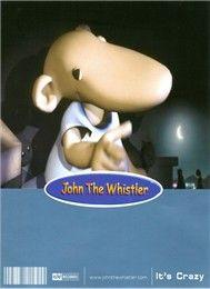 it's crazy (eurodance) - john the whistler