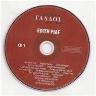 megaloi galloi tragoudistes cd1 - edith piaf
