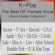 the best of female vocal collection (cd1) - v.a