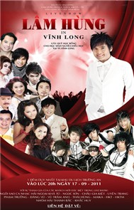 liveshow lam hung in vinh long - v.a