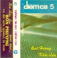 bang nhac diem ca 5 (truoc 1975) - v.a