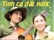 tinh ca dat nuoc (chiec gay truong son) - v.a