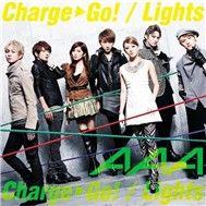 charge & go! (single) - aaa