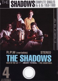 complete singles a's & b's 1959-1980 cd4/4 (2004) - the shadows