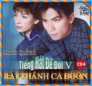 manh quynh -bai thanh ca buon cd4 (tieng hat de doi 5) - manh quynh