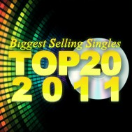 the top 20 biggest selling singles of 2011 - v.a