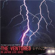 in japan live 2002 - the ventures