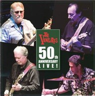 50th anniversary live! - the ventures