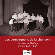 heritage - le chant de mallory - polydor (1963-1965) - les compagnons de la chanson