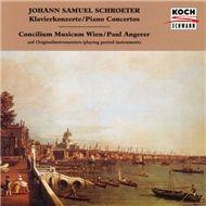 klavierkonzerte - concilium musicum wien [ensemble]
