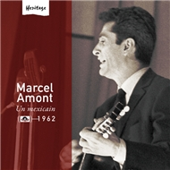heritage - un mexicain - polydor (1962) - marcel amont