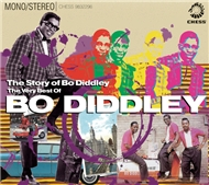 the story of bo diddley: very best of - bo diddley