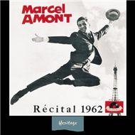 heritage - recital a bobino - polydor (1962) - marcel amont