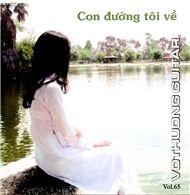 con duong toi ve (vol. 65) - vo thuong